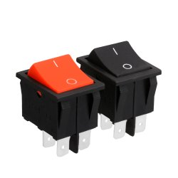 DPST Rocker Switch
