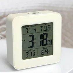 LCD Clock And LED Light