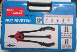 Manual Nut Rivet Tool M3-M12  Nrt-312  Tool Worth