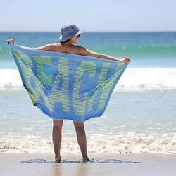 Printed Beach Towel