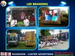 Led Canter Roadshow Services