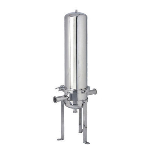 Stainless Steel Filter Housing, For Liquid Filtration, | ID: 7809549912