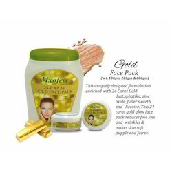 Mxofere Gold Face Pack 200 grm