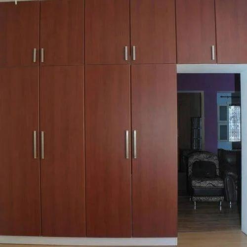 Plywood Wardrobe At Rs 1500 Square Feet