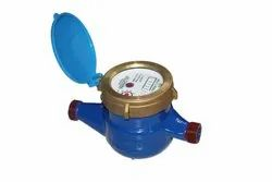 Jaldhara Brass Dry Dial Water Meter, Warranty: 1 Year, Size: 15-100 mm