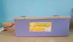 Mileage: 85km Watour Technology Lithium Ion E Rickshaw Battery, Voltage: 48 V & 51.2 V, Capacity: 85 Ah