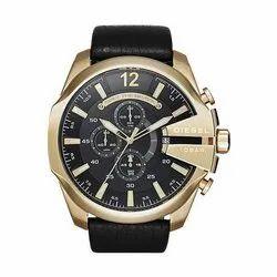 Round Analog Diesel Smart Wrist Watch