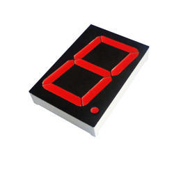 CA RED Seven Segment Display