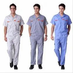 Optional Cotton Worker Uniform, For Workshop