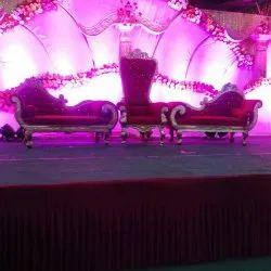 Designer Banquet Hall Sofa