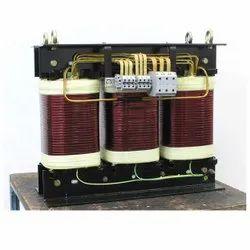 Three Phase Isolation Transformer (10 KVA - 1000 KVA), For Medical