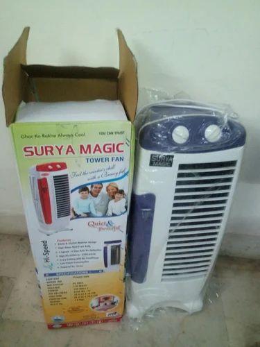 Small Surya Magic Tower Fan Rs 1200 Piece Shiv Darshan