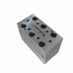 Rectangle Mild Steel Metal Die Casting Mould