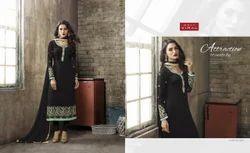 Round Neck Mahreen Salwar Suit