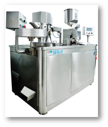 Semi-Automatic Capsule Filling Machine - Single Loader