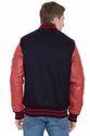 Wool Leather Letterman Jacket