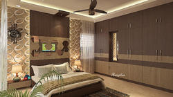 Bedroom wall panel designs