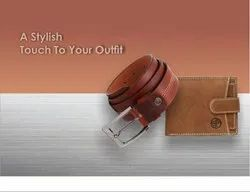 Hammonds Flycatcher Wallet And Belts Gift Set