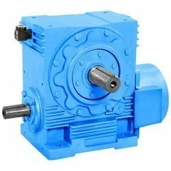 NU Warm Gear Box