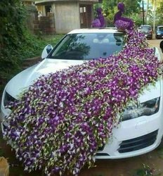 Marriage Car Decorations