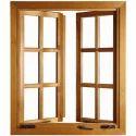 Standard Wooden Window