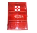 Empty First Aid Box (Red)