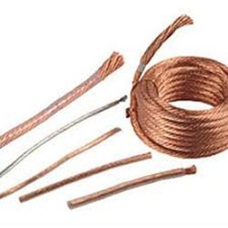 Copper Wire Rope Conductor (Bare/Tinned)