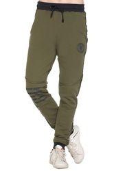 Trendy Men Solid Slim Fit Joggers