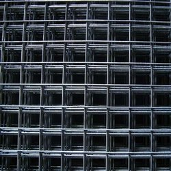 Square Hot Rolled MS Weld Mesh, For Defence, Packaging Type: Roll