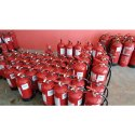 Cylindrical Wall 4 Kg Fire Extinguishers, Capacity: 4kg