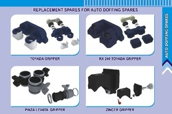 Textile spinning Spares For Auto Doffing TOYADA, RX220, RX240, PINZA LEVATA,ZINCER GRIPPER