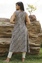 Printed Double Layer Kurti