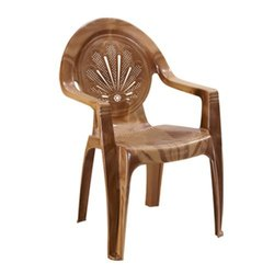 Standard Plastic Medium Back Chairs.