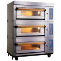 Stainless Steel(ss) Electric Baking Oven, For Bakery