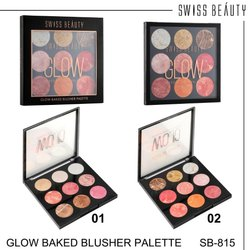 Glow Baked Blusher Palette