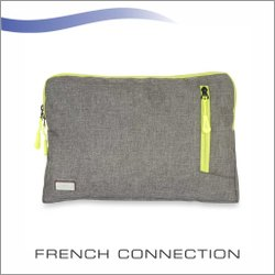 French Connection Laptop Case