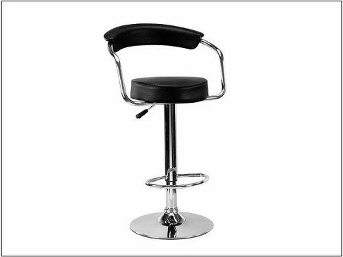 Royal Seating Black High Counter Chair
