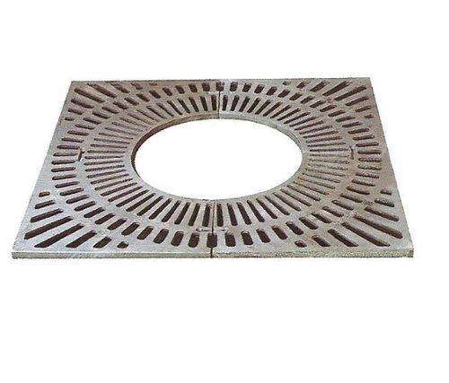 Cast Iron Grates - Channel Cast Iron Grates Manufacturer from Kolkata