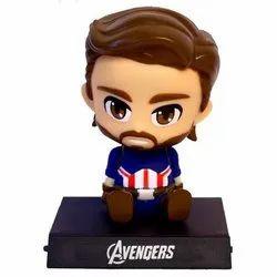 Freakmall Captain America Bobblehead