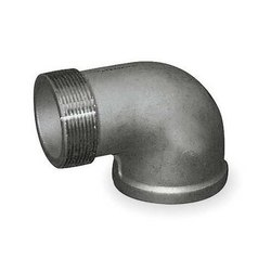 Mild Steel 90 Deg Threaded Elbow