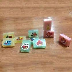 Eraser in Soap