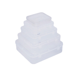 Jewellery Plastic Container