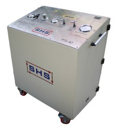 High Pressure Test Skid