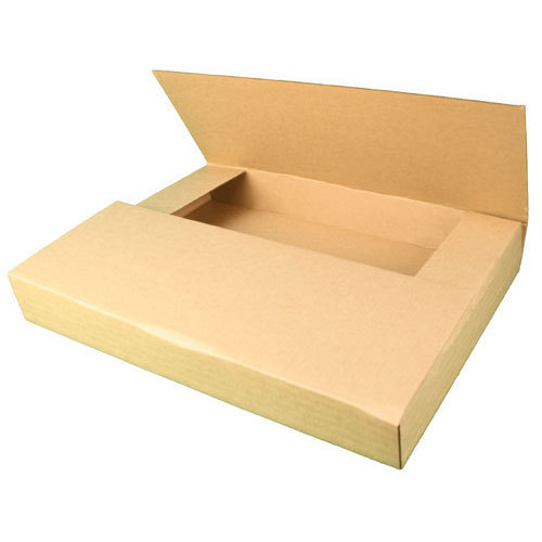 Packaging Brown Corrugated Carton Box