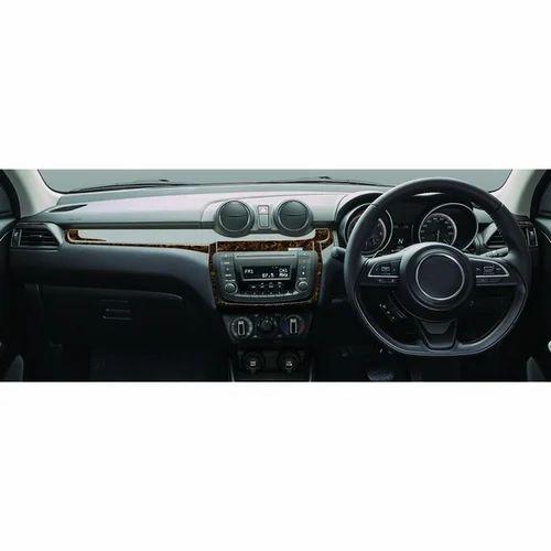Maruti Swift Car Interior Castlewood Dashboard Trim क र