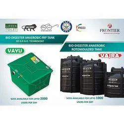 FSCBDTNK DRDO Technology Bio-Digester Tank