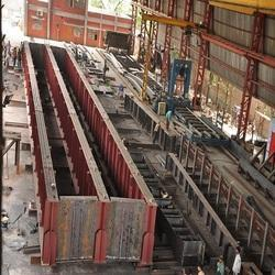 Steel Girders Beam Fabrication