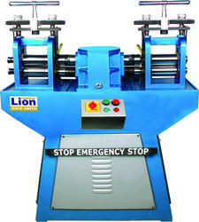Rolling Mill Combined Double Head With Gear Box 6 Inch