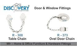 Table Chain & Oval Door chain