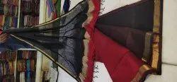 Silk Printed Dress Material, Size: Large